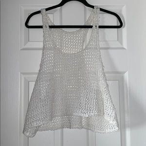 Other - Knit tank top cover up